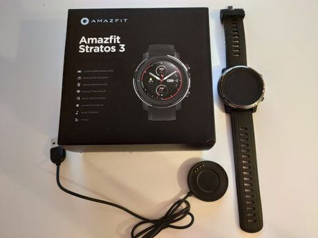 Amazfit Stratos 3 gwar. do lipiec 2022