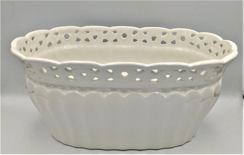 Wazon osłonka porcelana Kolekcja Powiew Wiosny TB-68 Poznań - image 1