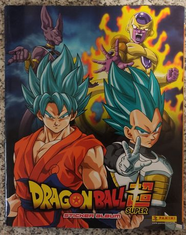 Cromos Dragon ball Super Panini