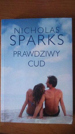 Sprzedam książkę Prawdziwy Cud Nicholas Sparks
