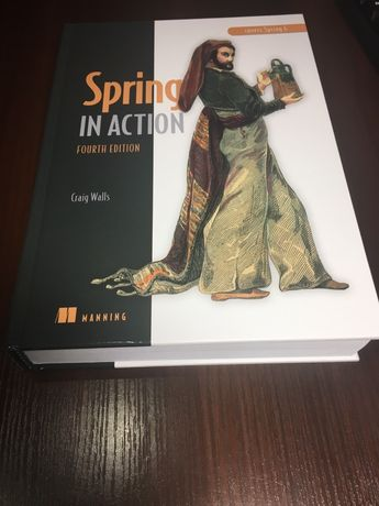 Spring in Action, 5 th edition, Craig Walls