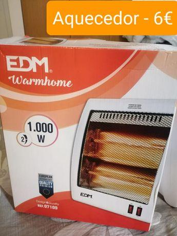 Aquecedor Warmhome EDM