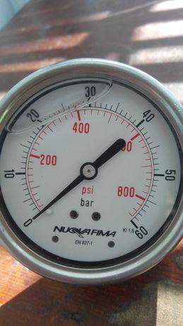 Манометр 60 бар,1/4 400 бар, 250бар, 25