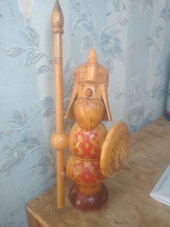 Фигура из дерева СССР
