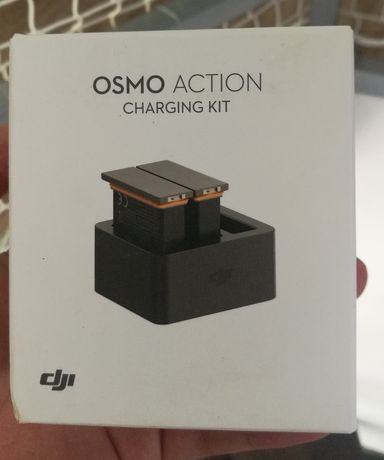 Dji Osmo Action charging kit baterie i ładowarka