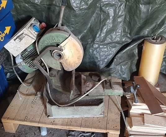 vendo serra circular para ferro