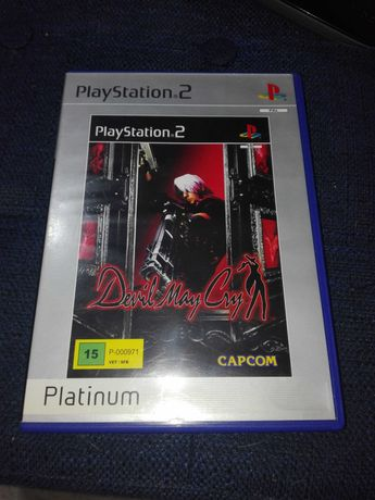 Playstation 2'Devil May Cry