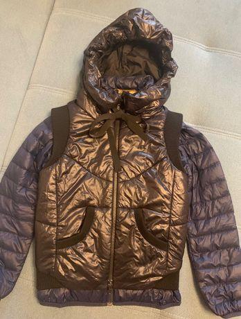 Куртка с жилеткой для девочки United colors of Benetton