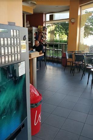 Trespasse café em boa localização