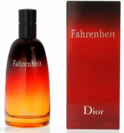 Christian Dior Fahrenheit. Perfumy Męskie. EDT 100ml. ZAMÓW JUŻ DZIŚ