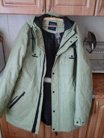 Nowa wiosenno-jesienna kurtka parka firmy Top Secret roz xl Jacket