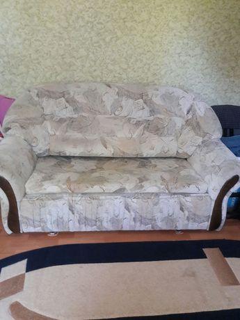 Продам мебель, диван, 2 кресла