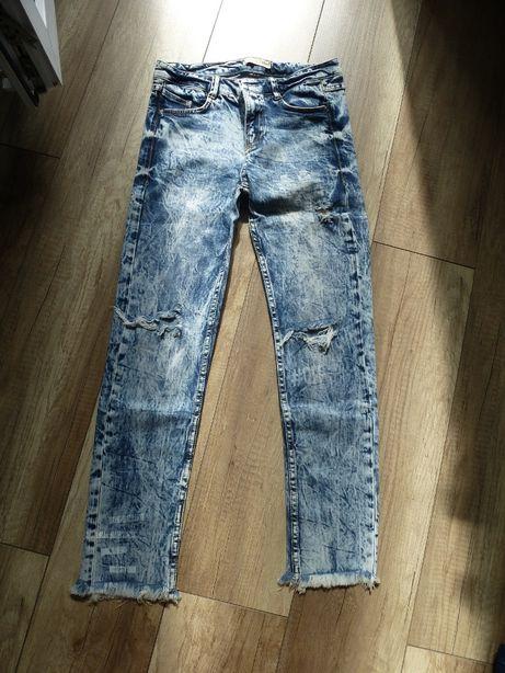 Spodnie CROOP, rozm 34,X S