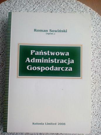 Sprzedam różne książki (administracja)