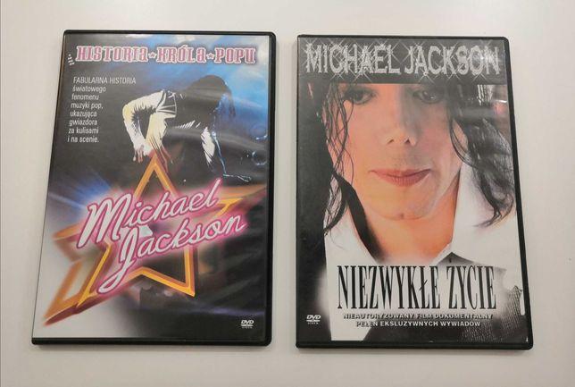 Michael Jackson płyty DVD.
