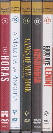 Grandes Filmes Expresso & Golden Collection DVD