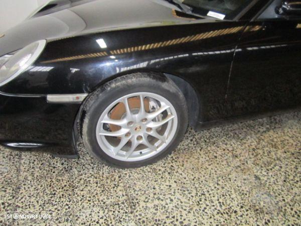 Conjunto 4 Jantes Especiais Porsche Boxster (986)