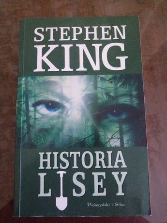 Historia Lisey - Stephen King