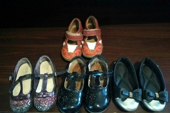 Детские туфельки 15,6-16см