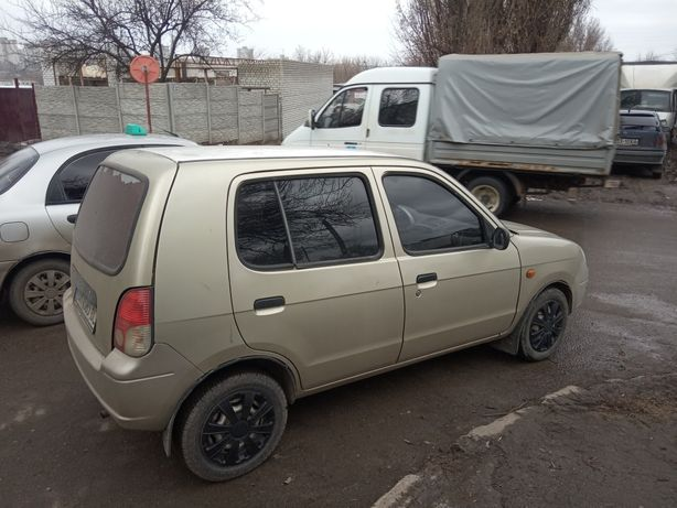 BYD Flyer 1350$ год 2007
