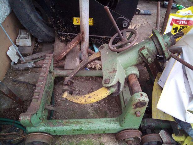 Wózek do traka ramowego
