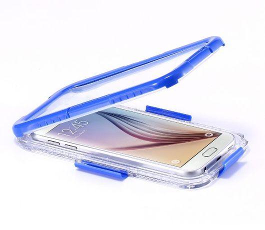 Capa á prova de água Samsung S6/S6 Edge