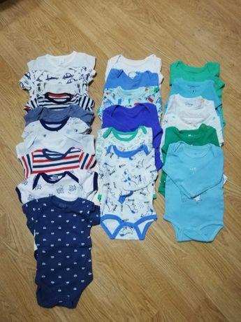 Oddam ubranka chłopięce 56-62