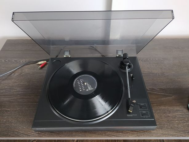 Gramofon SONY PS-LX 100 plus gratis