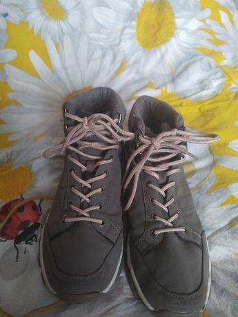 Ботинки женские весна