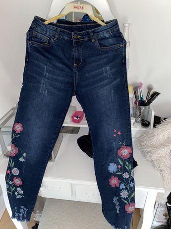 Jeansy 170 takie s male m