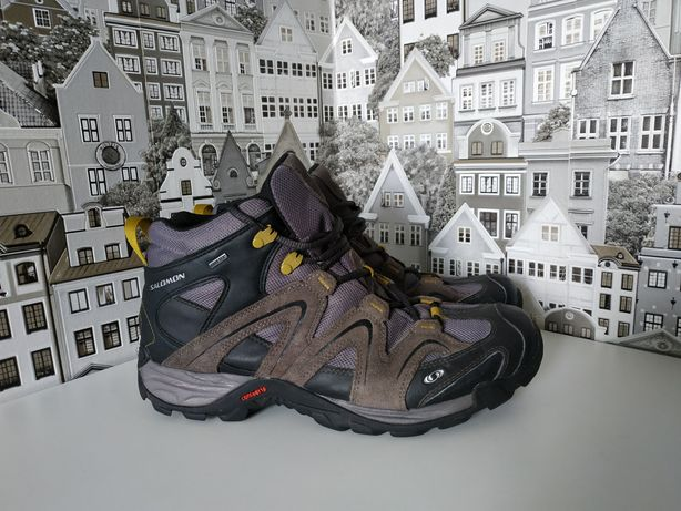 Ботинки, кроссовки Solomon