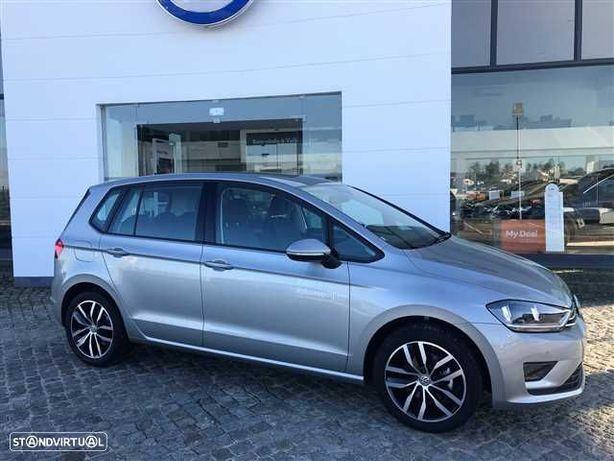 VW Golf Sportsvan 1.6 TDI GPS Edition