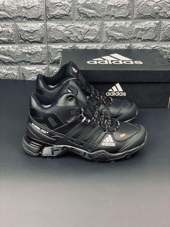 Adidas зимние ботинки кроссовки гортекс климапроф Goretex Climaproo