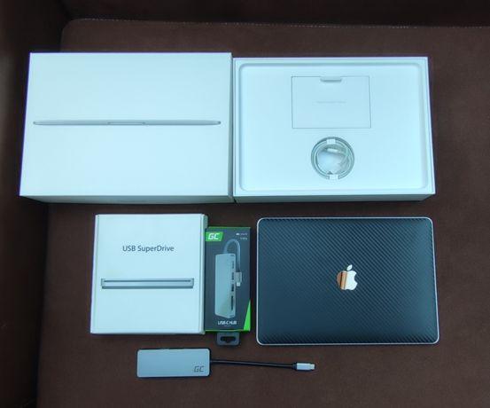 MacBook 12 1,3 Ghz 8GB RAM 512SSD