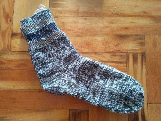Вязанные носки вязка носков