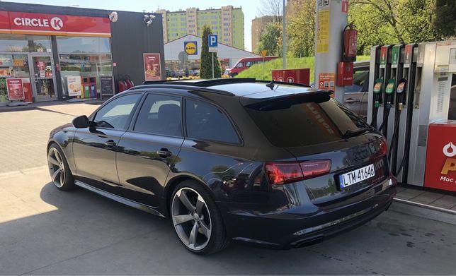 Koła ROTOR Audi 20 et26 9J komplet bdb oryginalne wklesle A6 C7 A7 A8