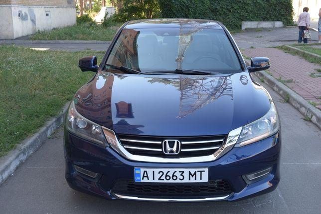 Honda Accord EXL Максимальная