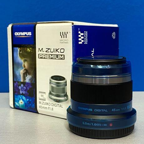 Olympus M.Zuiko Digital 45mm f/1.8 MSC (NOVA)