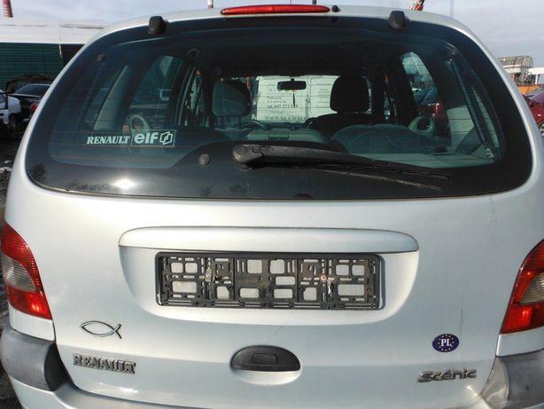 Renault Scenic I lift 1,6 lampa tylna, części FV transport/dostawa