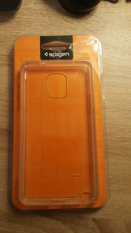 Etui Spigen Ultra Hybrid Samsung Galaxy Note 4