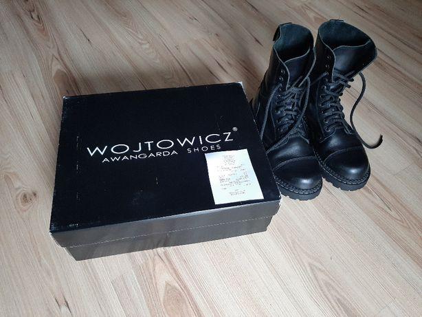 Buty Glan czarne rozmiar 38 - stan idealny - na gwarancji !