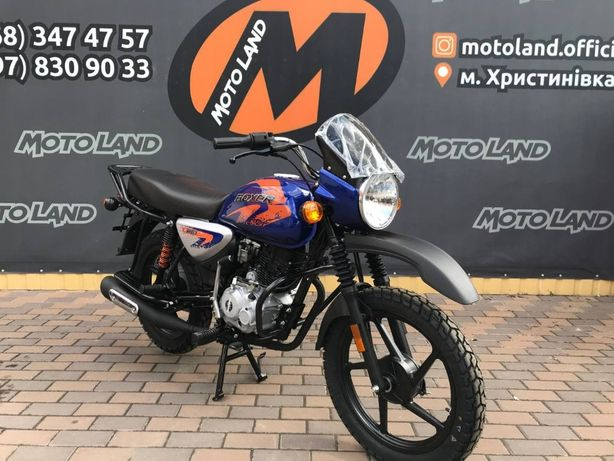 Мотоцикл Bajaj Boxer BM150X UG Індія