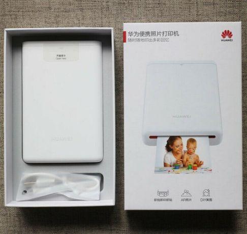 Huawei PP Zink (Bluetooth карманный фотопринтер) + бумага в подарок
