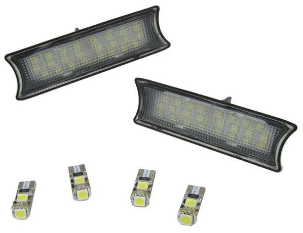 LED Lampki WNĘTRZA Podsufitki PODSUFITKA Markowe BMW E87 E91 E92 E90