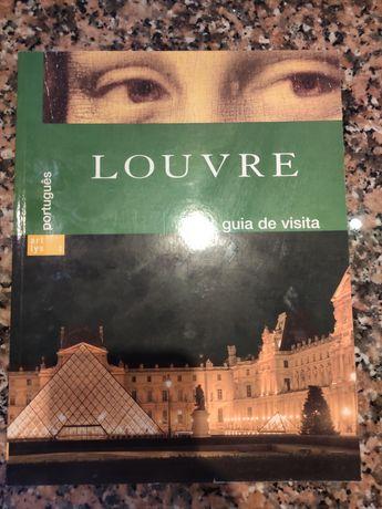 Guia de visita do LOUVRE PORTUGUÊS