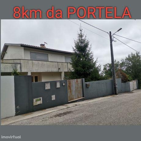 Estrada da Beira, a 8km da Portela - Imóvel do Banco