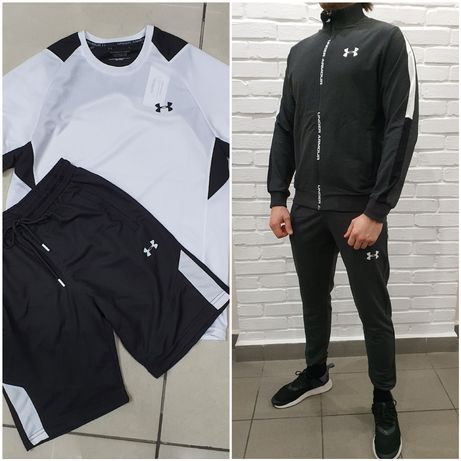 Спортивные костюмы puma Ferrari BMW under armour reebok nike plein