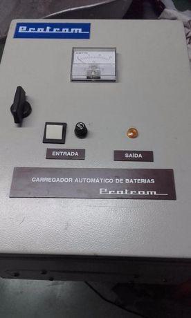 Carregador automático de baterias 24 V