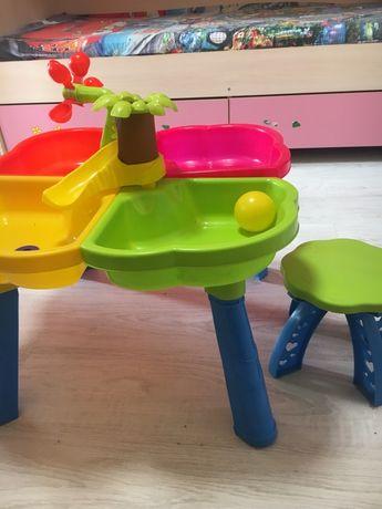 Стіл ігровий, стол для песка, легго