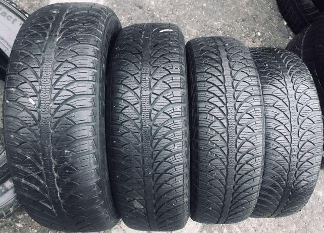 Fulda 185/60r15 4 шт зима резина шины б/у склад